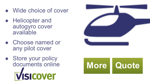 Visicover - The Home Of Online Aircraft Insurance